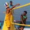احتمال لغو بازیهای والیبال ساحلی در کیش!