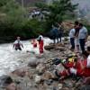 پیکر دختر سه ساله تهرانی در رودخانه دوهزار تنکابن پیدا شد