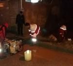 امدادرسانی در ۹ استان گرفتار توفان و سیل