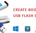 آموزش ساخت USB بوتیبل برای سیستم عاملهای دسکتاپ!