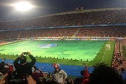 دو جایگاه پاکیزه آزادی پس از فینال لیگ قهرمانان آسیا