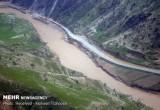 جاده ترانزیتی جنوب کامل تخریب شد